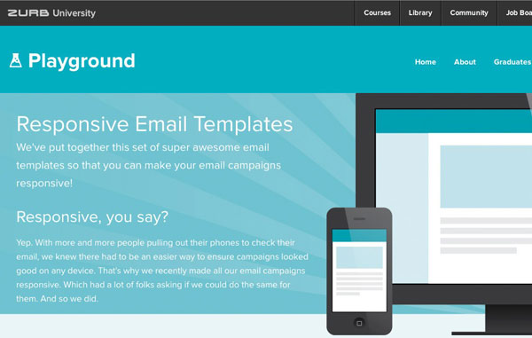 ZURB-email-templates
