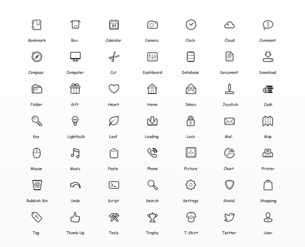 free-simple-vector-icons