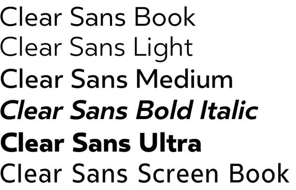 Clear-Sans-free-font