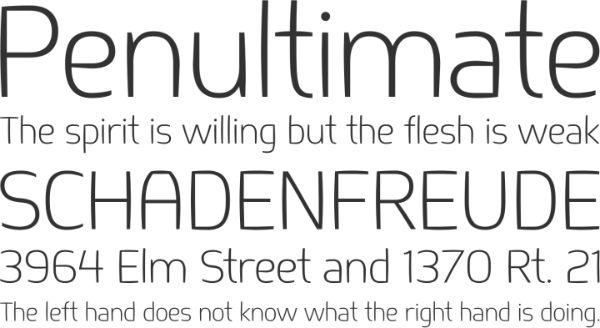Free font Springsteel
