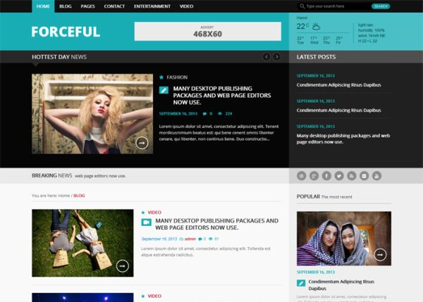 ForceFul-free-magazine-wordpress-theme