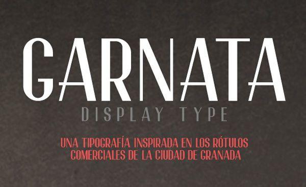 Garanta-free-font