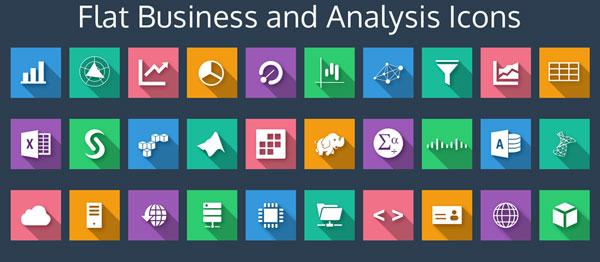 free-business-analytics-icons