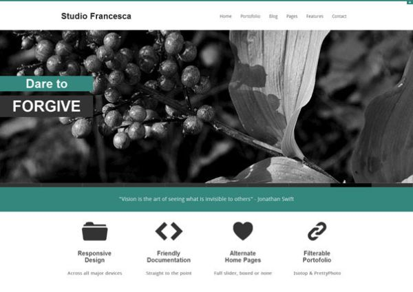 studio-francesca-free-html-template