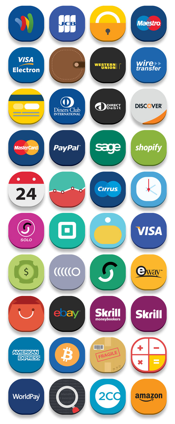 40-free-e-commerce-icons