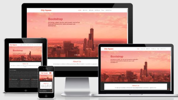 city-square-free-bootstrap-responsive-website-template