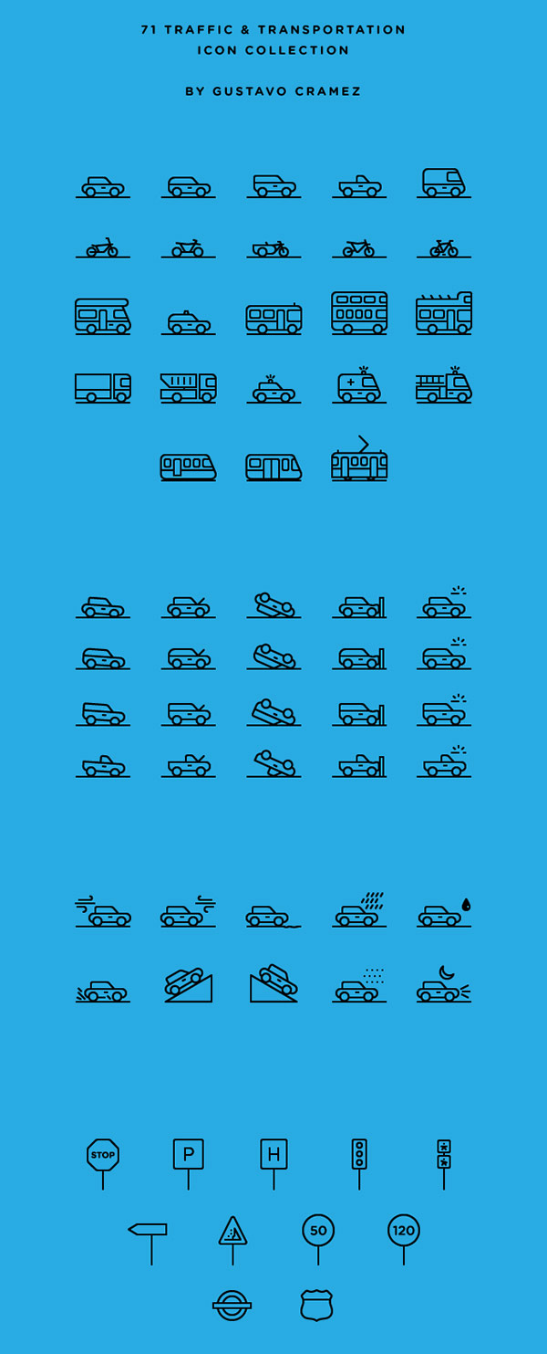 71-free-traffic-and-transportation-icons