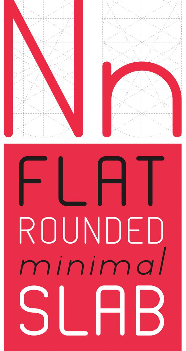 focus free typeface